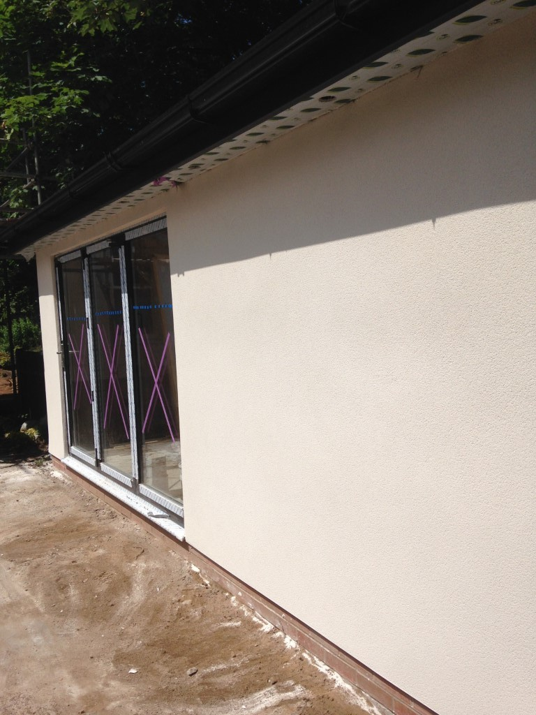 Rendering (K Rend) - Approved Plastering Systems